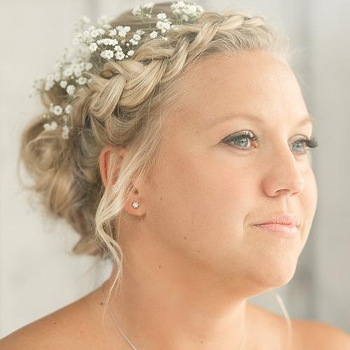 Stijlvol haar en meer Bruidsarrangementen
